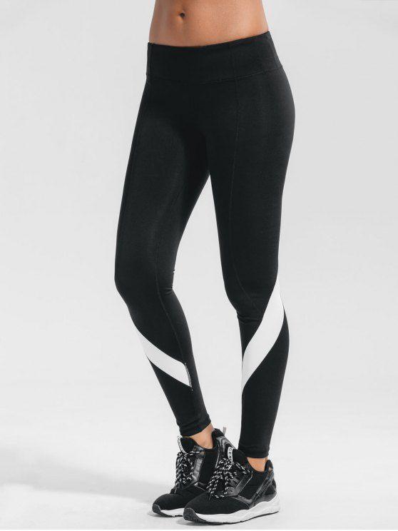 Pantalons De Sport Yoga élastique