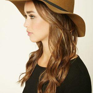 Chapeau en laine Forever21