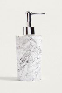 Distributeur savon marbre - 11,40€