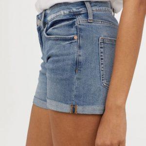 Short en jeans - 11,99€