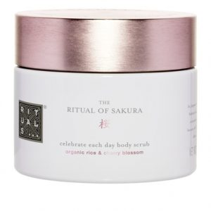 Gamme The rituals of sakura
